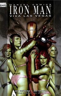 Cover Thumbnail for Iron Man: Viva Las Vegas (Marvel, 2008 series) #1 [Skrulls Variant Edition]
