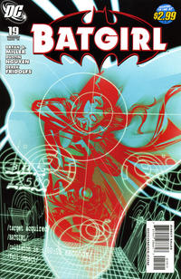 Cover Thumbnail for Batgirl (DC, 2009 series) #19