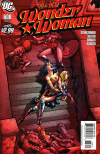 Cover Thumbnail for Wonder Woman (DC, 2006 series) #608