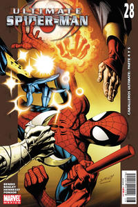 Cover Thumbnail for Ultimate Spider-Man (Editorial Televisa, 2007 series) #28