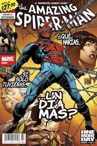 Cover Thumbnail for The Amazing Spider-Man, el Asombroso Hombre Araña (Editorial Televisa, 2005 series) #23