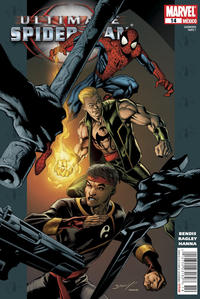 Cover Thumbnail for Ultimate Spider-Man (Editorial Televisa, 2007 series) #14