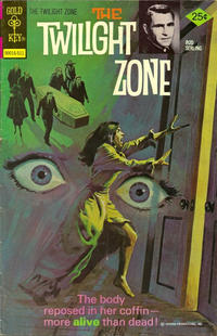 Cover Thumbnail for The Twilight Zone (Western, 1962 series) #67 [Gold Key]