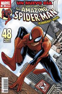 Cover Thumbnail for The Amazing Spider-Man, el Asombroso Hombre Araña (Editorial Televisa, 2005 series) #25