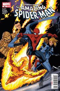 Cover Thumbnail for The Amazing Spider-Man, el Asombroso Hombre Araña (Editorial Televisa, 2005 series) #40