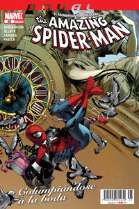 Cover Thumbnail for The Amazing Spider-Man, el Asombroso Hombre Araña (Editorial Televisa, 2005 series) #45