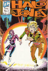 Cover Thumbnail for Halo Jones (Fleetway/Quality, 1987 series) #2