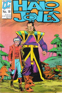 Cover Thumbnail for Halo Jones (Fleetway/Quality, 1987 series) #10