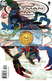 Cover Thumbnail for Batman, Inc. (DC, 2011 series) #3