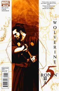 Cover Thumbnail for 5 Ronin (Marvel, 2011 series) #1 [Cover B]