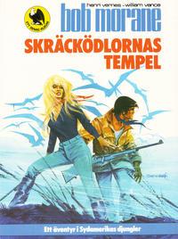 Cover Thumbnail for Bob Morane (Semic, 1979 series) #2 - Skräcködlornas tempel