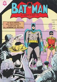 Cover Thumbnail for Batman (Editorial Novaro, 1954 series) #251