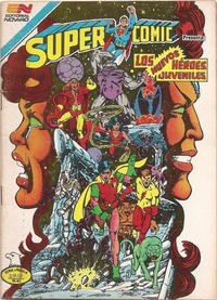 Cover Thumbnail for Supercomic (Editorial Novaro, 1967 series) #315