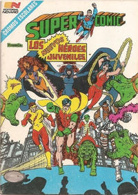 Cover Thumbnail for Supercomic (Editorial Novaro, 1967 series) #409