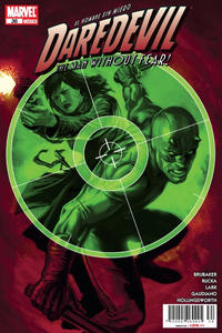 Cover Thumbnail for Daredevil, el hombre sin miedo (Editorial Televisa, 2009 series) #36