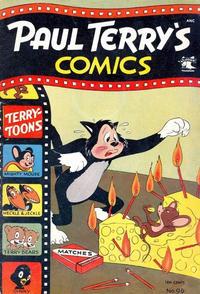 Cover Thumbnail for Paul Terry's Comics (St. John, 1951 series) #96