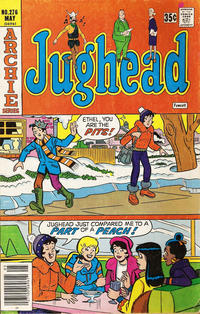 Cover Thumbnail for Jughead (Archie, 1965 series) #276