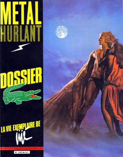 Cover for Métal Hurlant (Les Humanoïdes Associés, 1975 series) #64