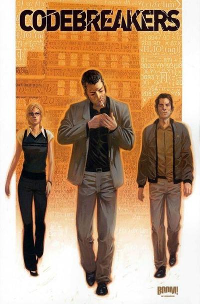 Cover for Codebreakers (Boom! Studios, 2010 series)