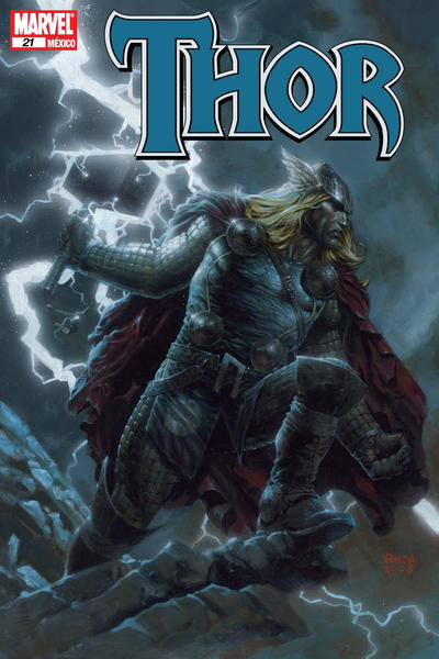 Cover for Thor (Editorial Televisa, 2009 series) #21