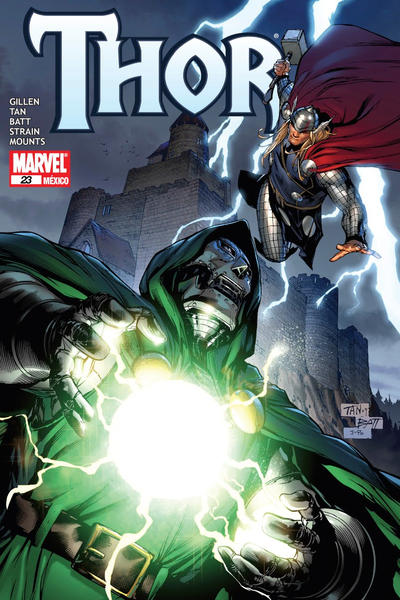 Cover for Thor (Editorial Televisa, 2009 series) #23