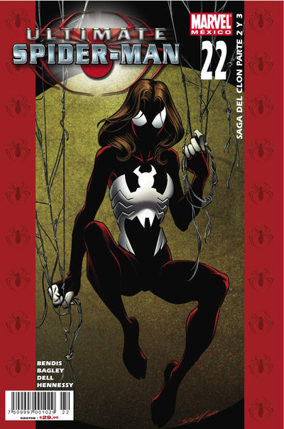 Cover for Ultimate Spider-Man (Editorial Televisa, 2007 series) #22