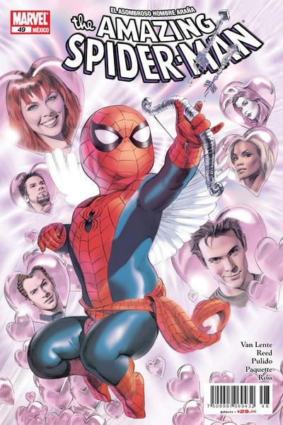 Cover for The Amazing Spider-Man, el Asombroso Hombre Araña (Editorial Televisa, 2005 series) #49