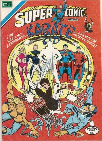 Cover for Supercomic (Editorial Novaro, 1967 series) #203