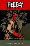Cover Thumbnail for Hellboy (1994 series) #4 - The Right Hand of Doom [unknown later printing]