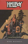 Cover Thumbnail for Hellboy (1994 series) #5 - Conqueror Worm [2nd edition 1st printing]