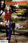 Cover for Halloween: The First Death of Laurie Strode (Devil's Due Publishing, 2008 series) #2