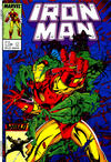Cover for Iron Man (Play Press, 1989 series) #21