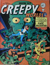Cover for Creepy Worlds (Alan Class, 1962 series) #81