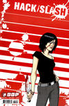 Cover Thumbnail for Hack/Slash: The Series (2007 series) #11 [Cover B McKelvie]