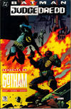 Cover for Batman/Juez Dredd: Vendetta en Gotham (Zinco, 1994 series)