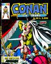 Cover for Conan il barbaro (Comic Art, 1989 series) #20