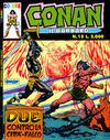 Cover for Conan il barbaro (Comic Art, 1989 series) #15