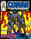 Cover for Conan il barbaro (Comic Art, 1989 series) #16