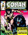 Cover for Conan il barbaro (Comic Art, 1989 series) #21