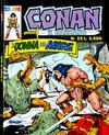 Cover for Conan il barbaro (Comic Art, 1989 series) #22