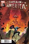 Cover for Captain America: Forever Allies (Marvel, 2010 series) #4