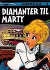 Cover for Natacha (Interpresse, 1976 series) #2 - Diamanter til Marty