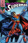 Cover for Superman (Interpresse, 1987 series) #6