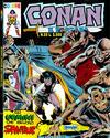 Cover for Conan il barbaro (Comic Art, 1989 series) #25