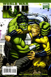 Cover for World War Hulk (Marvel, 2007 series) #5 [Variant Edition]
