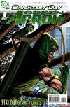 Cover Thumbnail for Green Arrow (2010 series) #1 [Ethan Van Scriver Variant Cover]