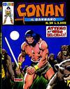 Cover for Conan il barbaro (Comic Art, 1989 series) #29