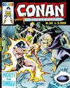 Cover for Conan il barbaro (Comic Art, 1989 series) #33