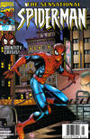 Cover for The Sensational Spider-Man (Marvel, 1996 series) #27 [Newsstand]