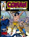 Cover for Conan il barbaro (Comic Art, 1989 series) #37